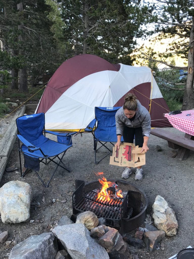 Fanning the flames! - ESSENTIAL CAMPING CHECKLIST