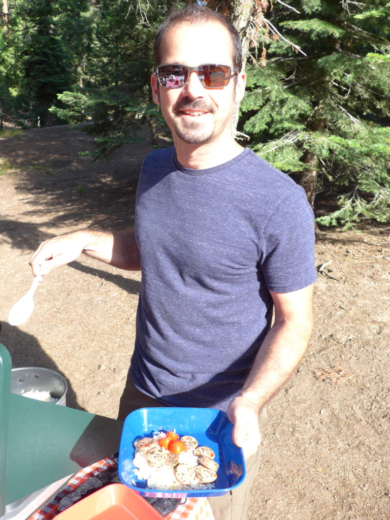 ESSENTIAL CAMPING CHECKLIST - Cooking at the Campsite