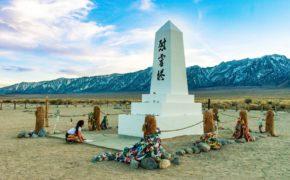 Manzanar NHS Memorial